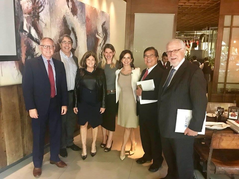 AESC traz mercado executivo brasileiro para o centro dos debates