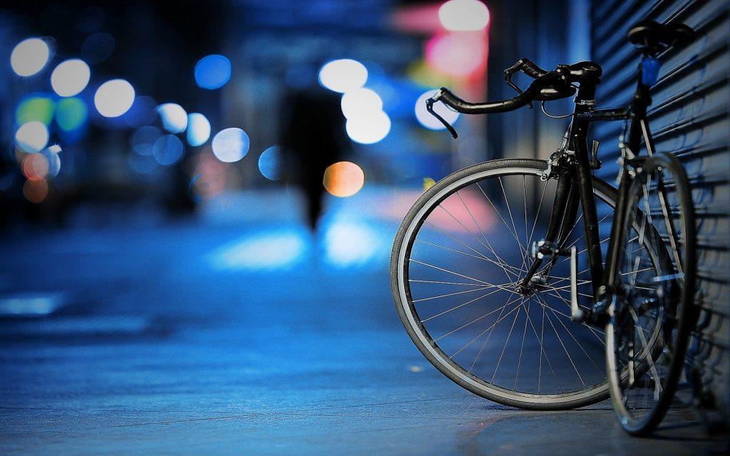 Crônica: Bicicletas e Mundos