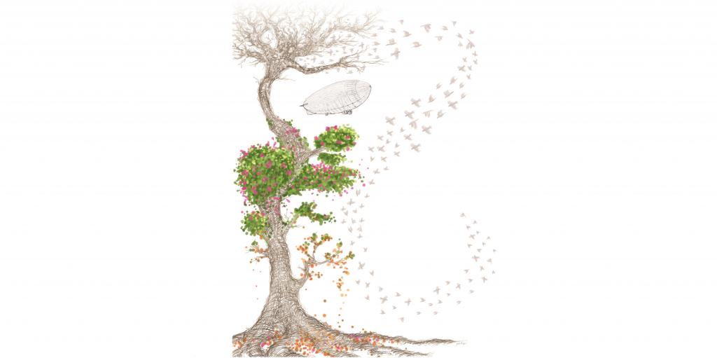 Poema: O país da eterna primavera