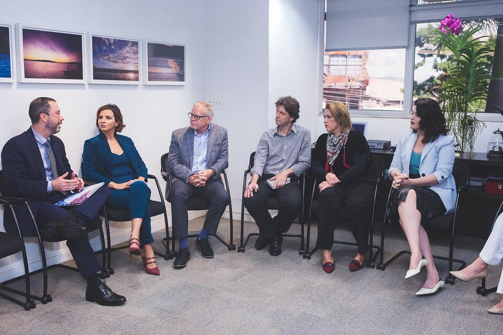 Dasein na Mídia: 1º evento internacional Café com Negócios