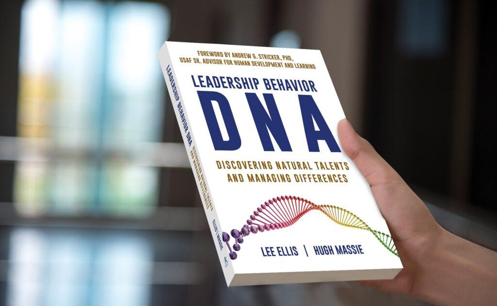 "Get Inspired with ""Leadership Behavior DNA"""