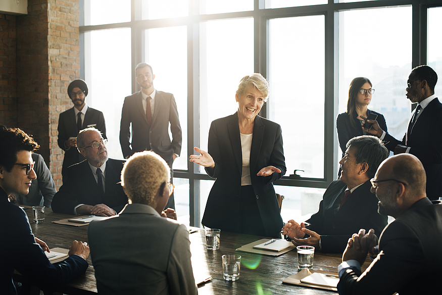 Executive search trends: optimism amidst adversity